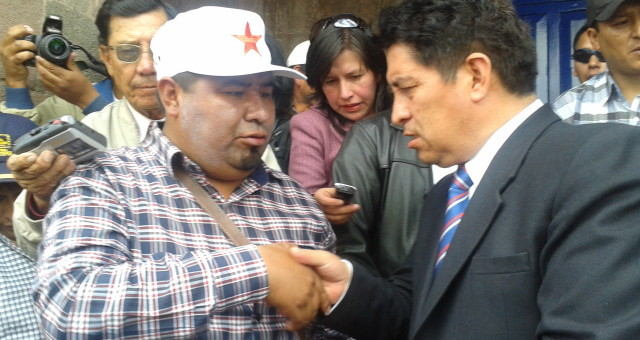 Fiscalía pide 12 años de cárcel para candidato de Siempre Unidos Julián Incaroca