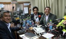 Vea el candente debate de los candidatos Moscoso, Chile, Corimanya y Acurio (2da parte)