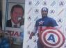 Con el Capitán América de protagonista.