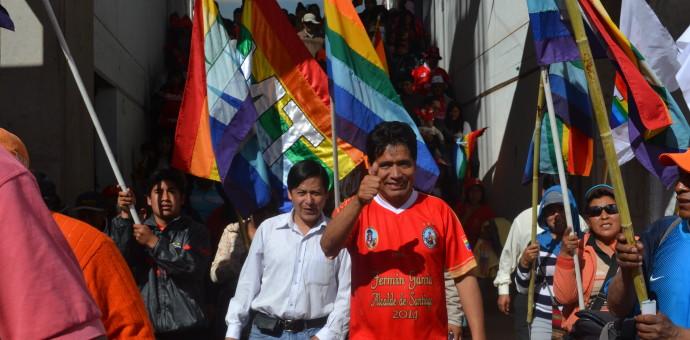 Tawantinsuyo prosigue con la inauguración de locales partidarios