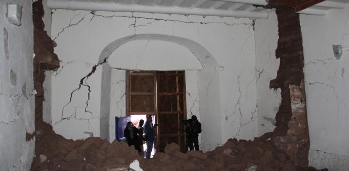 Con Proyecto de Emergencia Ministerio de Cultura intervendrá templo de Misca