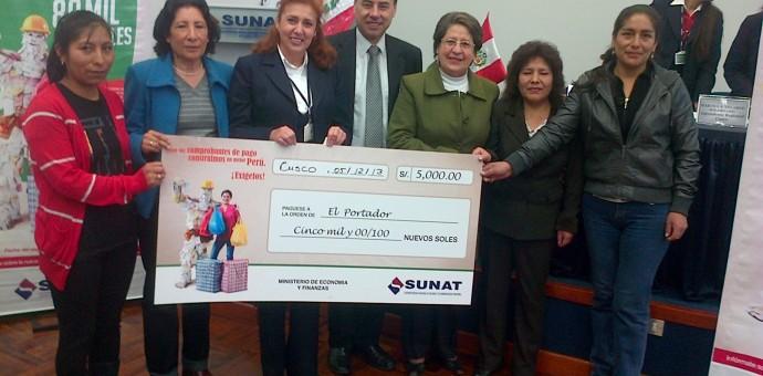 Reconocen a la Sunat como institución donde más peruanos desean trabajar