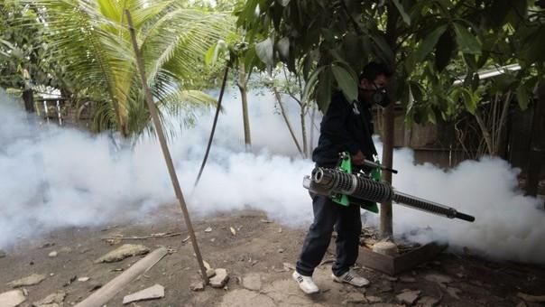 Declaran en alerta roja provincia de La Convención por brote de dengue