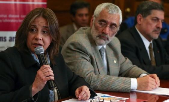 Ministra de Salud Midori de Habich descarta caso de ébola en Perú