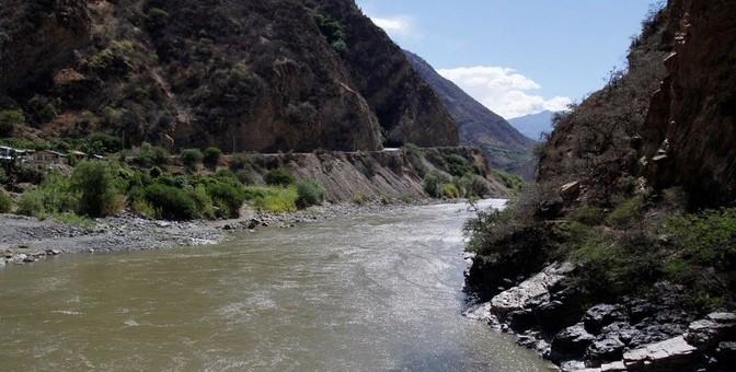 Intensifican búsqueda de dos turistas israelíes desaparecidos en el río Apurímac