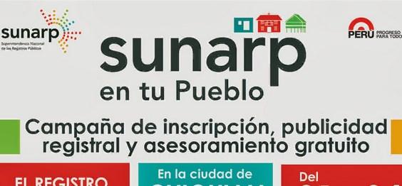 Sunarp celebra 20 años de creación institucional como Sistema Nacional