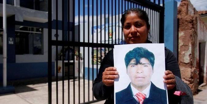Denuncian desaparición de trabajador de Logística de la Municipalidad de Santiago