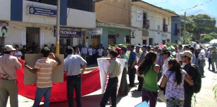 Pleno del Congreso aprobó por unanimidad la creación del distrito de Incahuasi