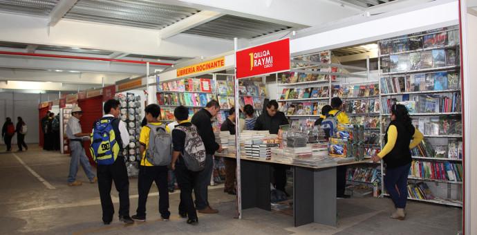 Ministerio de Cultura Cusco clausuró Feria Internacional del Libro 2014