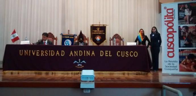 Candidato regional Benicio Ríos no asistió a debate organizado por la Andina