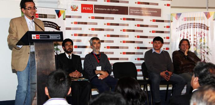 Feria Internacional del Libro «Quellca Raymi» 2014 se inauguró en Cusco