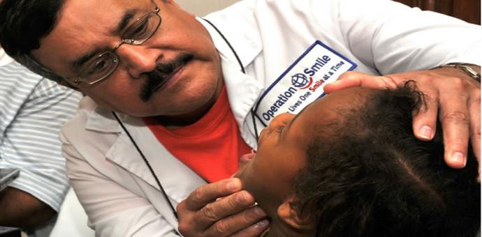 Impulsan campaña gratuita de operaciones de labio leporino y paladar hendido