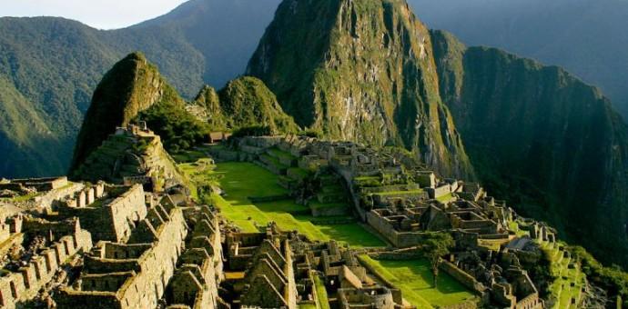 National Geographic destaca a Machu Picchu como destino 2015