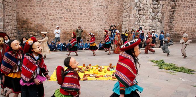 Cultura impulsa diversas actividades con motivo de la semana del Quechua