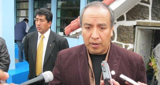 Ex presidente Jorge Acurio niega vínculos con ex titular de Ancash César Alvarez