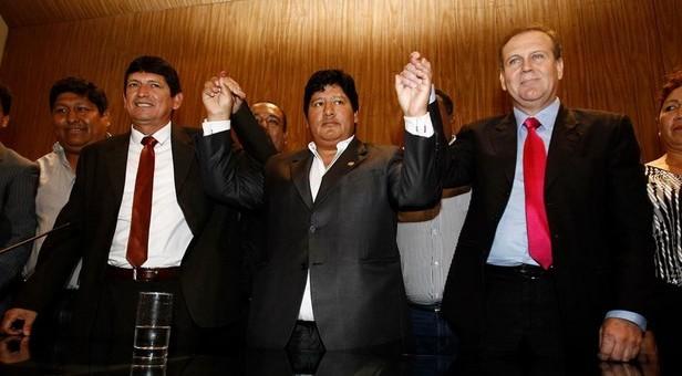Cusqueño Edwin Oviedo es el nuevo presidente de la Federación de Fútbol