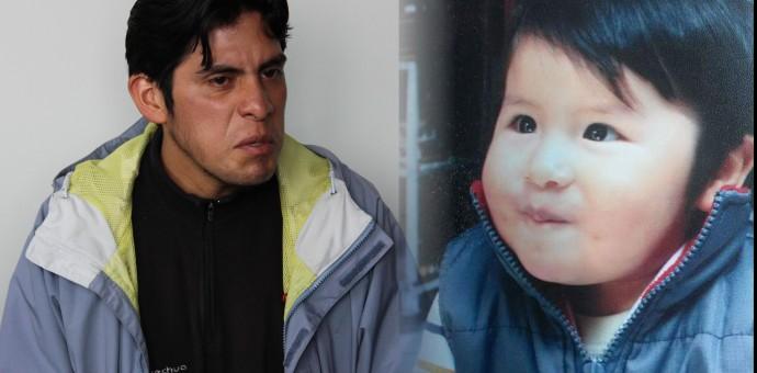 Asesino de niño de 2 años puede ser sentenciado hasta con 35 años de cárcel