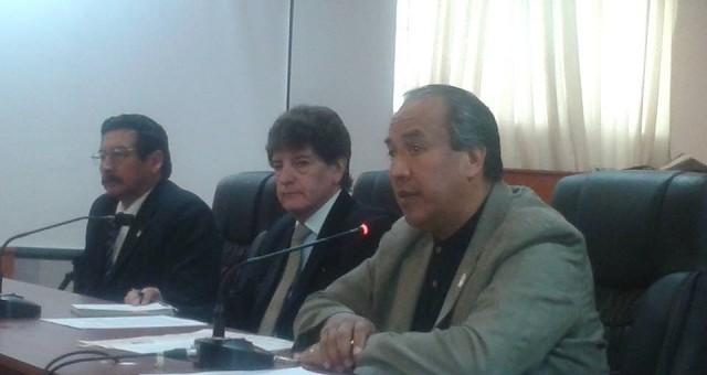 Jorge Acurio se pronuncia tras pedido de prisión preventiva en su contra