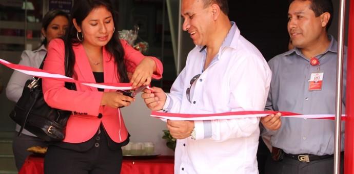 Caja Cusco inauguró dos agencias más en las ciudades de Ilo y Moquegua