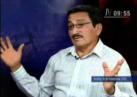 Sentencian a 9 años de cárcel al ex alcalde distrital de Echarate Elio Pro Herrera