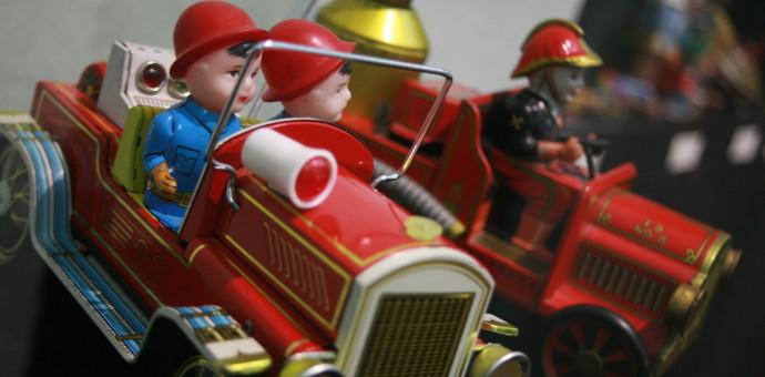 Ministerio de Cultura Cusco auspicia exposición de juguetes antiguos