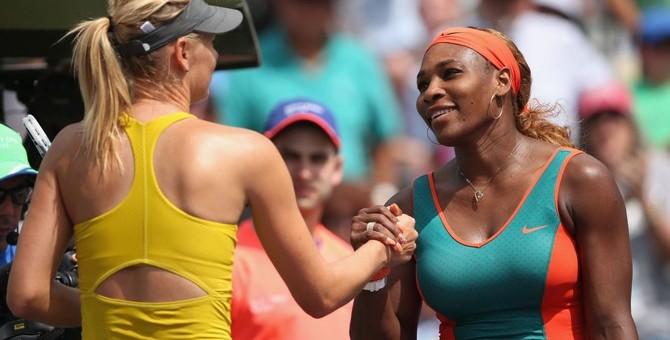 Sharapova desafía a Serena Williams en la final del Abierto de Australia