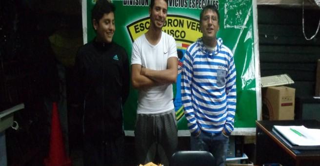 Intervienen a tres jóvenes por presunto tráfico ilícito de drogas