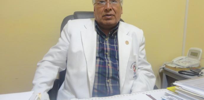 Director regional de Salud ratificó en el cargo al director del hospital Regional
