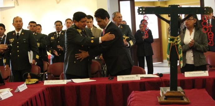 Comité Regional de Seguridad Ciudadana fue instalado con participación de autoridades