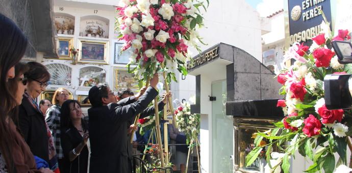 A 12 años del fallecimiento del Qosqoruna Daniel Estrada Perez