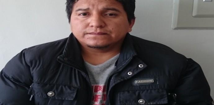 Capturan  dos sujetos tras robo y asalto al grifo Santa Elena de San Jerónimo