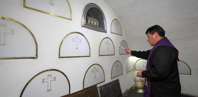 Realizarán romería a la cripta del insigne escritor Inca Garcilaso de la Vega