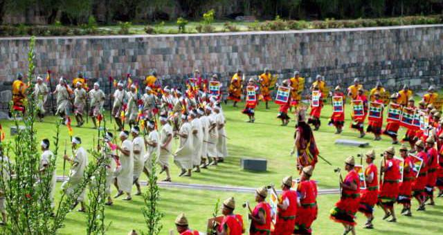 Cusqueños podrán ser parte del elenco de la fiesta del Inti Raymi 2015