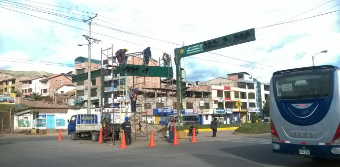 Denuncian sobre valoración en adquisición de semáforos en la Municipalidad del Cusco