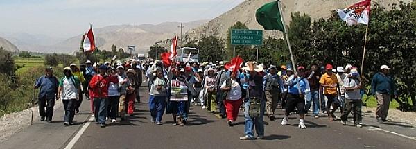 Frente Amplio enfrenta a premierPedro Cateriano por crisis en Tía María