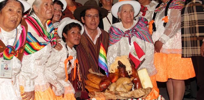 Presentan el festival del Chiriuchu, tradición hecha para el mundo