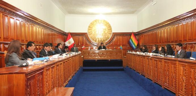 Hasta el 16 de junio recibirán propuestas para condecorar con la Medalla del Cusco