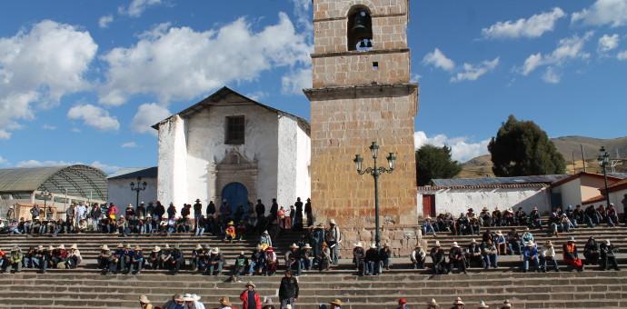Denuncian déficit de 17 millones de soles en la Municipalidad de Livitaca