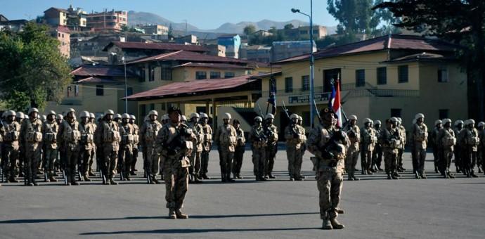Gran Parada Militar en la ciudad del Cusco será este domingo 26 de julio