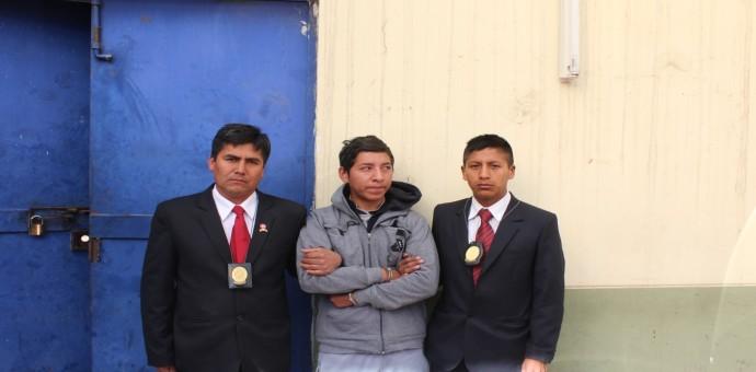 Capturan a sujeto que mató a adolescente de 17 años en Recoleta