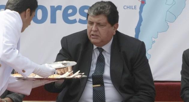 Congreso aprueba acusar a Alan García y sus ministros por Agua para Todos