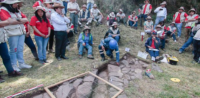Evidencian nuevo tramo de Camino Inca en el distrito cusqueño de Ccorca