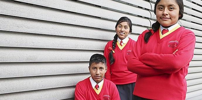 Alumnos del Colegio de Alto Rendimiento del Cusco ganan olimpiada en Corea