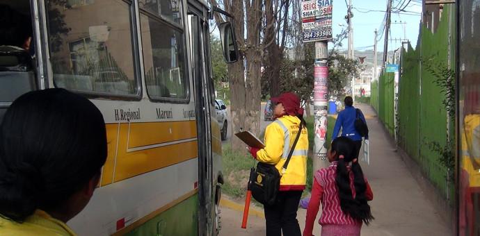 Municipalidad del Cusco puso en marcha el Día Perfecto en el transporte público