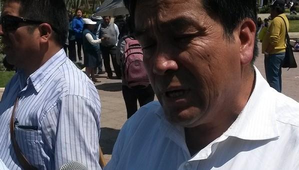 """Benicio Ríos: """"Nunca me ofrecí al fujimorismo para ser candidato al Congreso"""