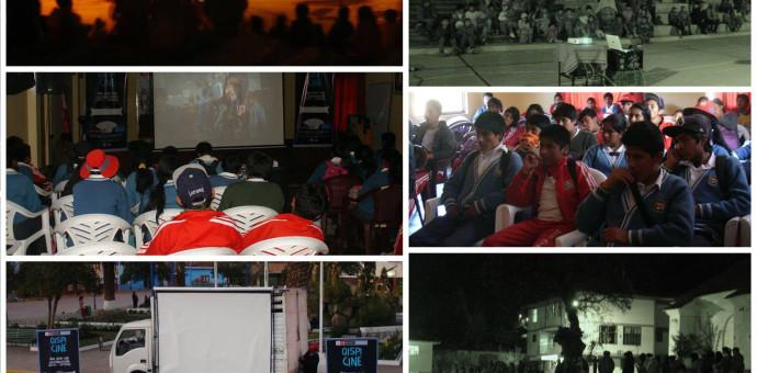"Segundo festival ""Qespi Cine"" se proyectará en el mercado de San Pedro"