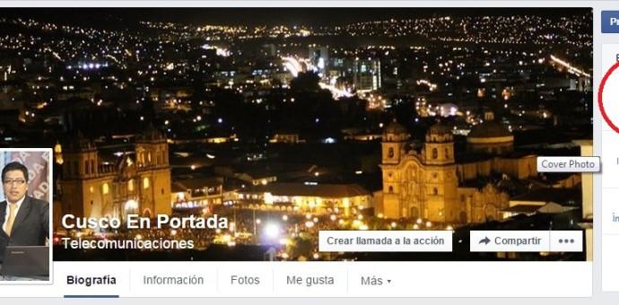 Feliz sexto aniversario Cusco en Portada