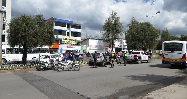 Intervienen en Wanchaq a tres ciudadanos por manejar ebrios sus vehículos