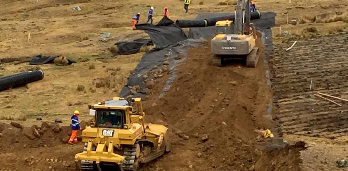 Se inició construcción de gasoductos secundarios a Quillabamba, Anta y Cusco