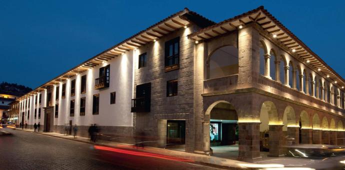 El JW Marriott El Convento Cusco entre los seis mejores hoteles según Expedia